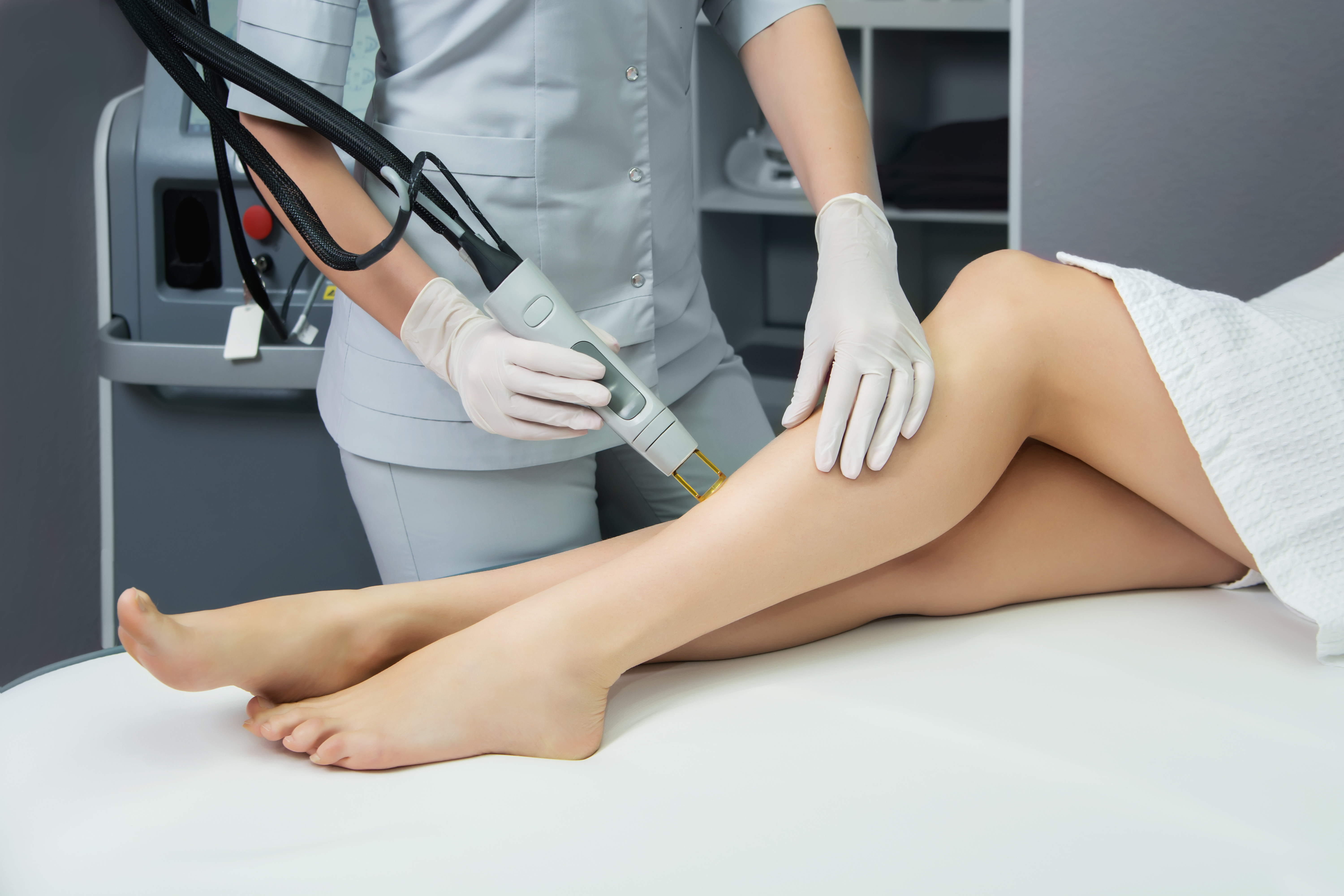 Epilation laser Centre médical George V